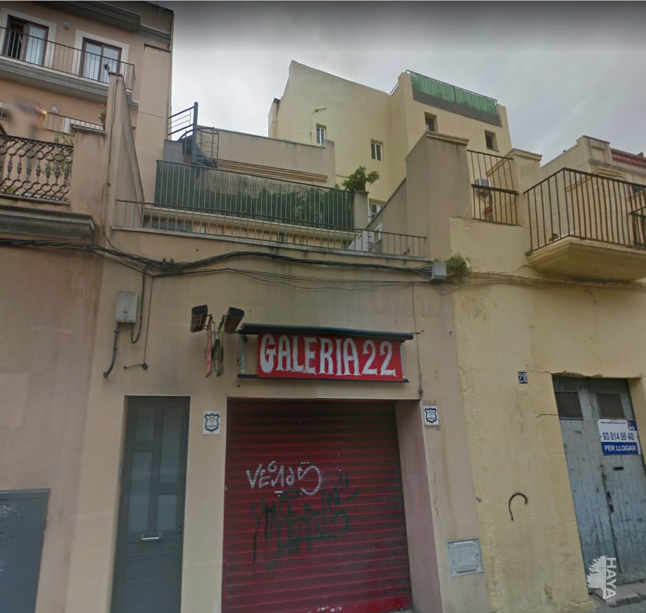 Piso en venta en Vilanova I la Geltrú, Barcelona, Calle Unio, 75.059 €, 1 habitación, 1 baño, 46 m2