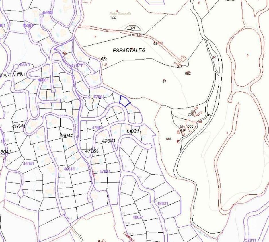 Suelo en venta en Urbanización la Lomas de Mijas, Mijas, Málaga, Urbanización Lomas de Mijas, 66.895 €, 600 m2
