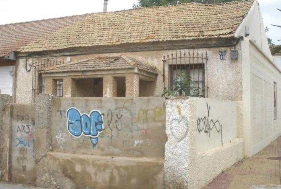 Suelo en venta en Cartagena, Murcia, Calle San Carlos, 169.000 €, 221 m2