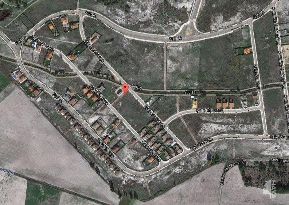 Suelo en venta en Olmedo, Valladolid, Calle El Soto (sud-12), 17.900 €, 594 m2