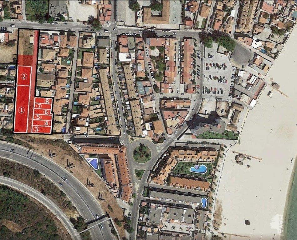 Suelo en venta en Algeciras, Cádiz, Calle Diputacion, 504.500 €, 2853 m2