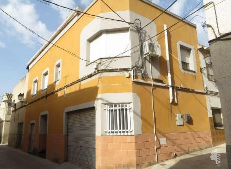 Casa en venta en El Cabezo, Bullas, Murcia, Calle Valverde, 56.994 €, 3 habitaciones, 3 baños, 176 m2