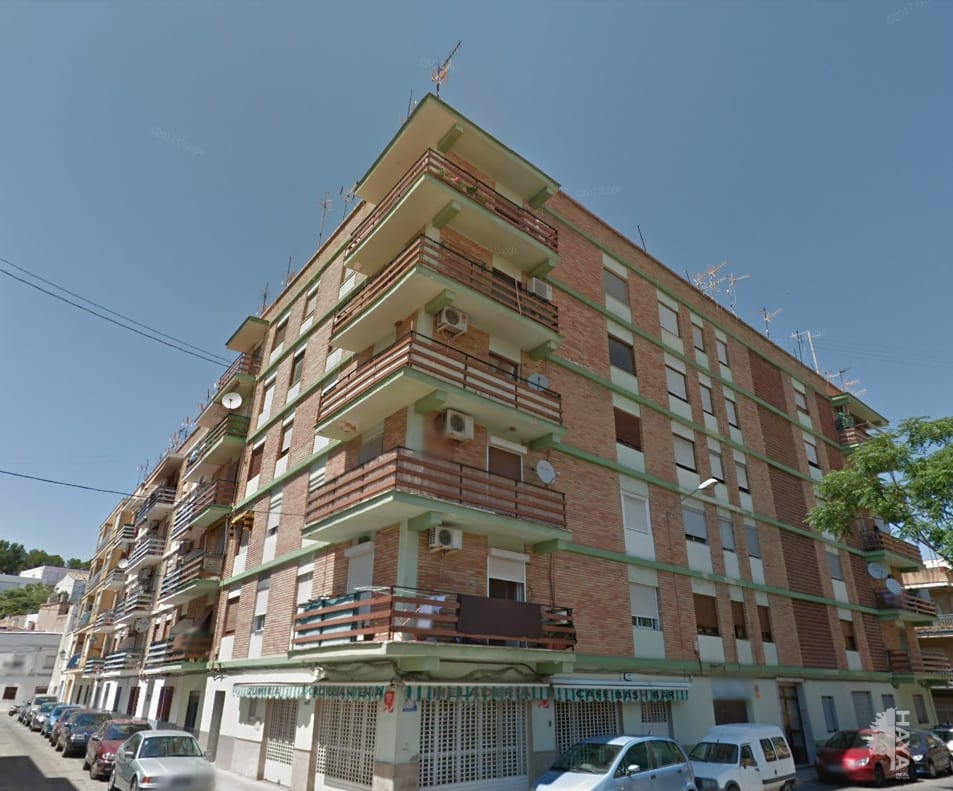 Piso en venta en Oliva, Valencia, Calle San Ignacio de Loyola, 32.158 €, 1 habitación, 1 baño, 86 m2