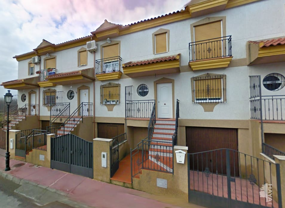 Casa en venta en Fuente Vaqueros, Fuente Vaqueros, Granada, Calle Salvador Dali, 127.429 €, 1 baño, 151 m2