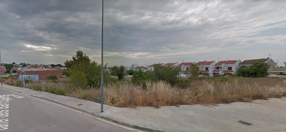 Suelo en venta en Cunit, Tarragona, Calle Dels Garrofers, 60.000 €