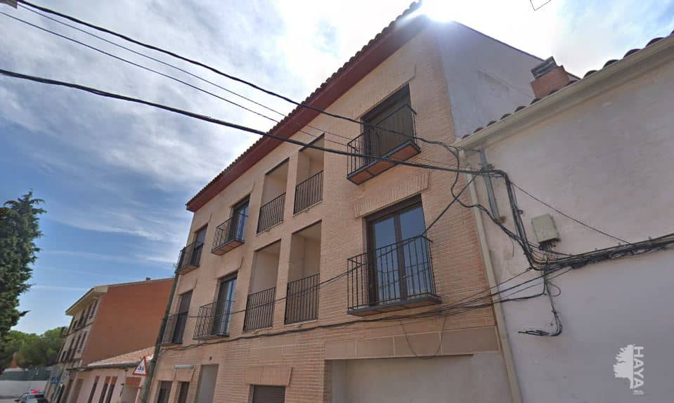 Parking en venta en Bargas, Toledo, Calle Santisimo Cristo de la Sala, 700 €, 10 m2
