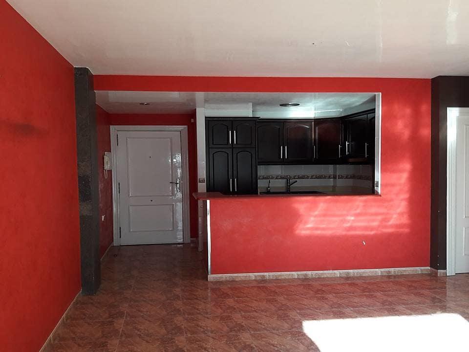 Piso en venta en Benicarló, Castellón, Calle Pou, 63.451 €, 2 habitaciones, 1 baño, 96 m2