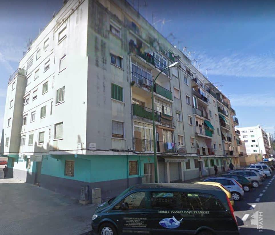 Piso en venta en Palma de Mallorca, Baleares, Pasaje Picos de Europa, 41.000 €, 2 habitaciones, 1 baño, 62 m2