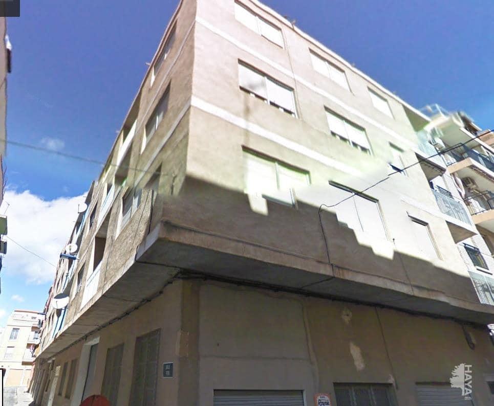 Piso en venta en Crevillent, Alicante, Calle Colombia, 40.000 €, 2 habitaciones, 2 baños, 72 m2