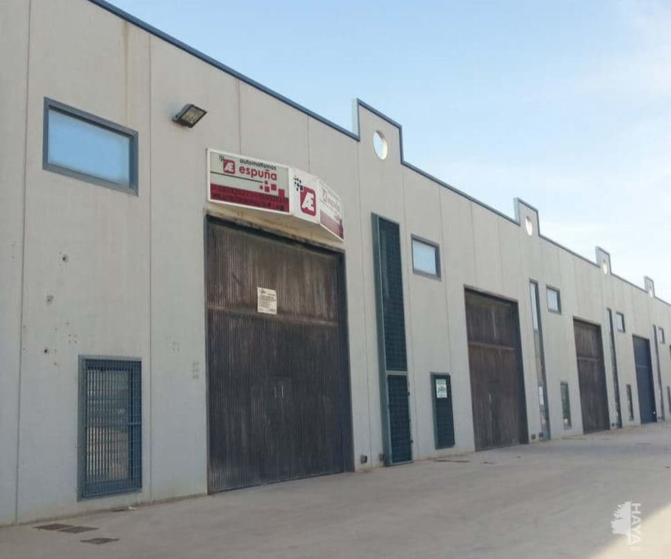 Industrial en venta en Alhama de Murcia, Murcia, Avenida de Europa, 150.000 €, 411 m2