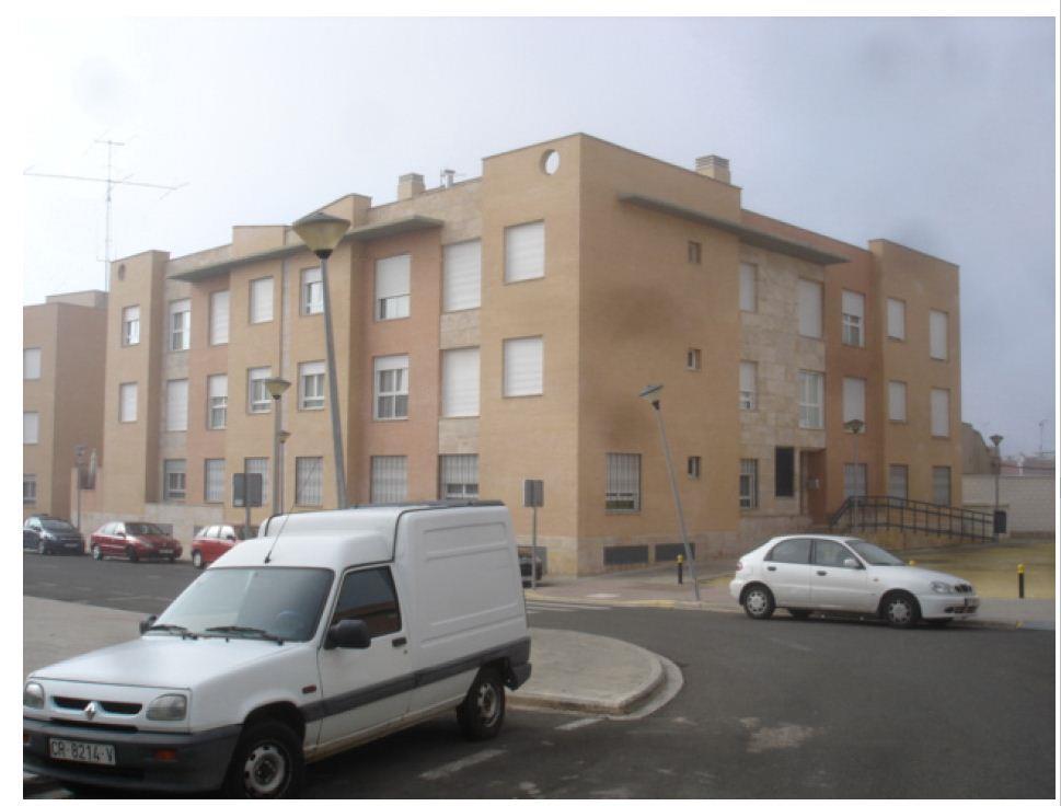 Piso en venta en Miguelturra, Ciudad Real, Calle Antonia Roldan, 39.100 €, 1 habitación, 1 baño, 46 m2