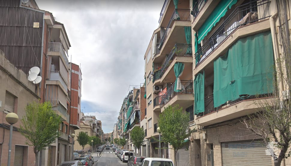Piso en venta en Badalona, Barcelona, Calle Calderón de la Barca, 90.950 €, 1 baño, 74 m2
