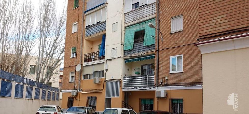 Piso en venta en El Pilar, Albacete, Albacete, Calle Churruca, 31.395 €, 2 habitaciones, 1 baño, 62 m2