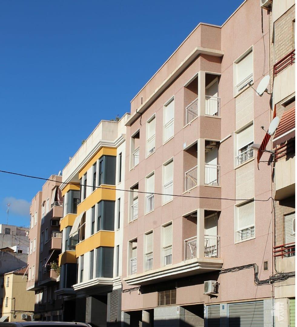 Piso en venta en Elche/elx, Alicante, Calle Jose Gomez Mompean, 89.968 €, 3 habitaciones, 2 baños, 103 m2