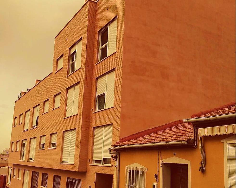 Piso en venta en Pedanía de Torreagüera, Murcia, Murcia, Calle Alfonso X El Sabio, 64.115 €, 3 habitaciones, 1 baño, 98 m2