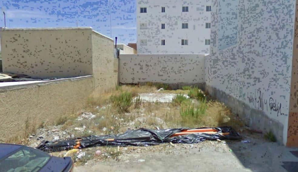 Suelo en venta en El Ejido, Almería, Calle San Bernardo, 130.000 €, 185 m2