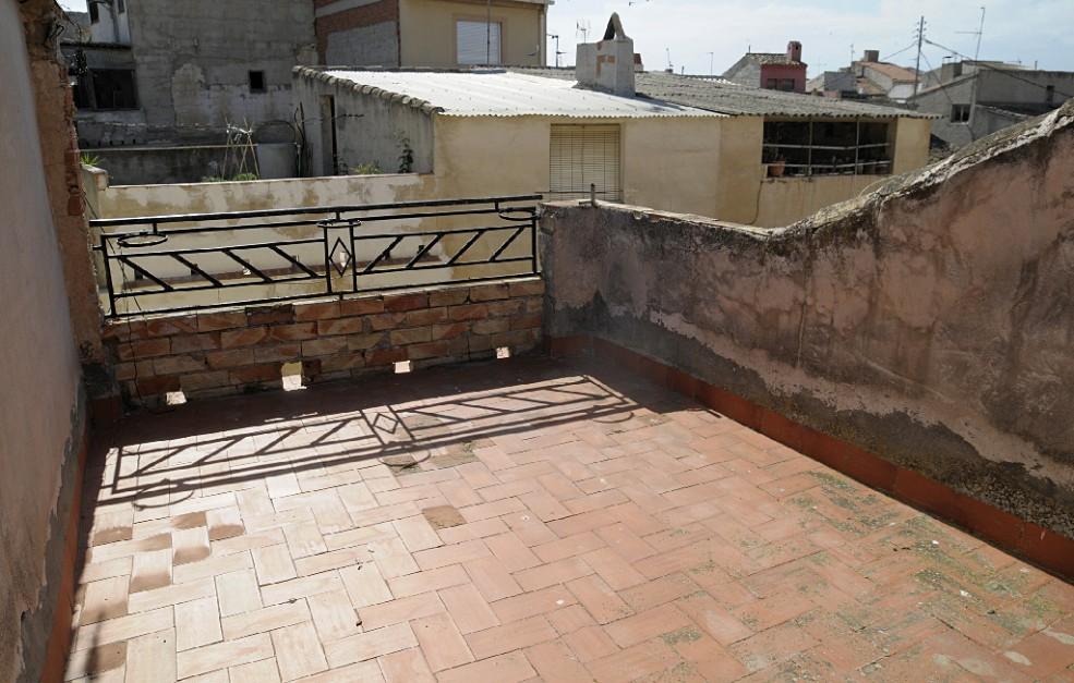 Casa en venta en Casa en Bullas, Murcia, 37.000 €, 4 habitaciones, 2 baños, 196 m2