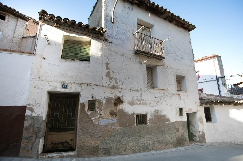 Casa en venta en Casa en Ateca, Zaragoza, 18.000 €, 4 habitaciones, 1 baño, 117 m2