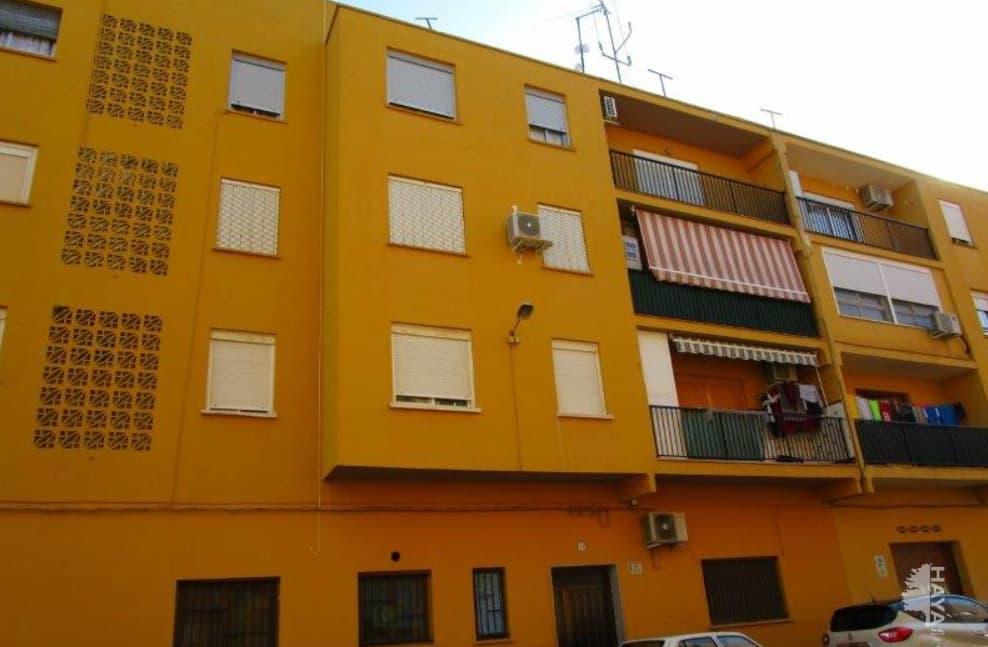 Piso en venta en Polinyà de Xúquer, Polinyà de Xúquer, Valencia, Calle San Alberto, 43.720 €, 3 habitaciones, 1 baño, 92 m2