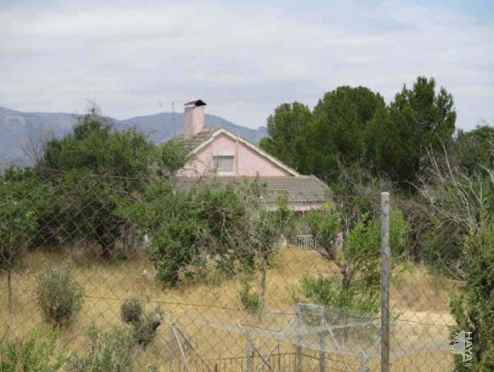 Casa en venta en Elda, Alicante, Calle Partida Camara Baja, 112.000 €, 4 habitaciones, 2 baños, 180 m2