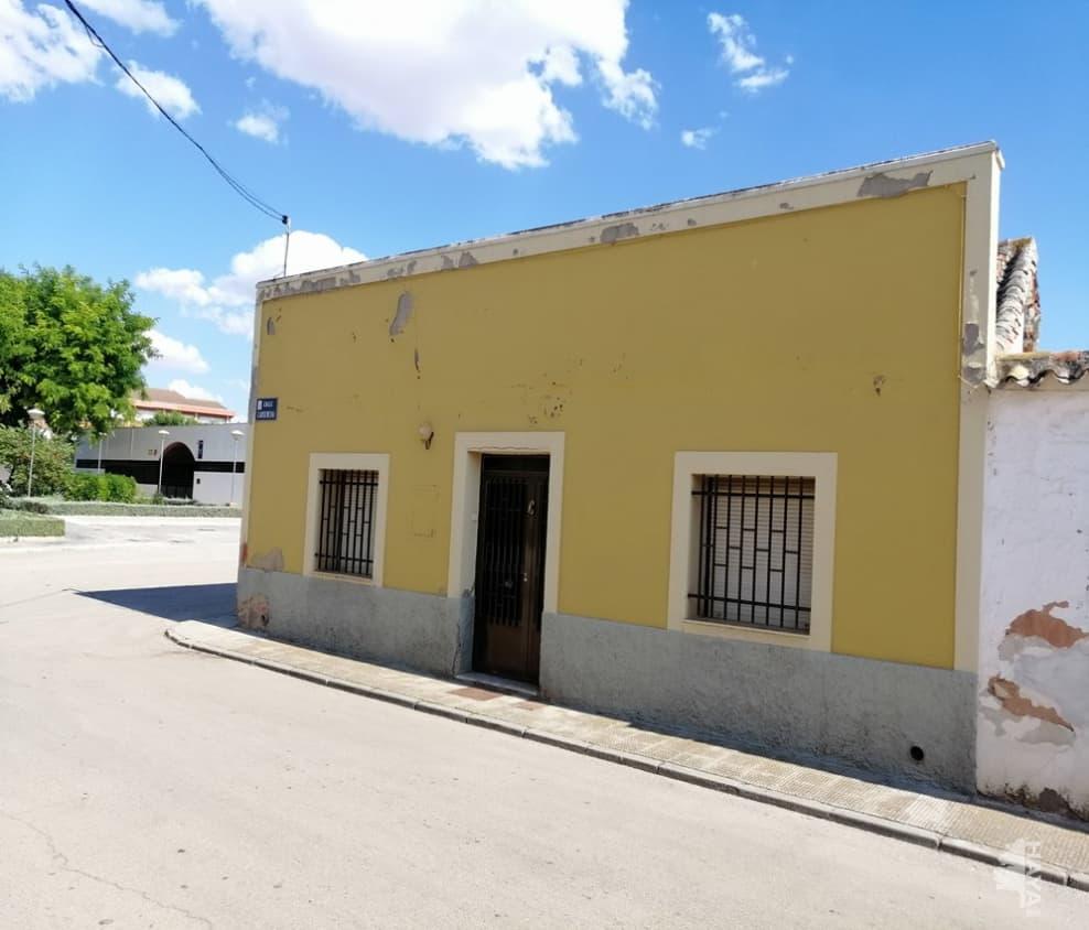 Casa en venta en La Magdalena, Valdepeñas, Ciudad Real, Calle Cardencha, 73.200 €, 3 habitaciones, 1 baño, 90 m2