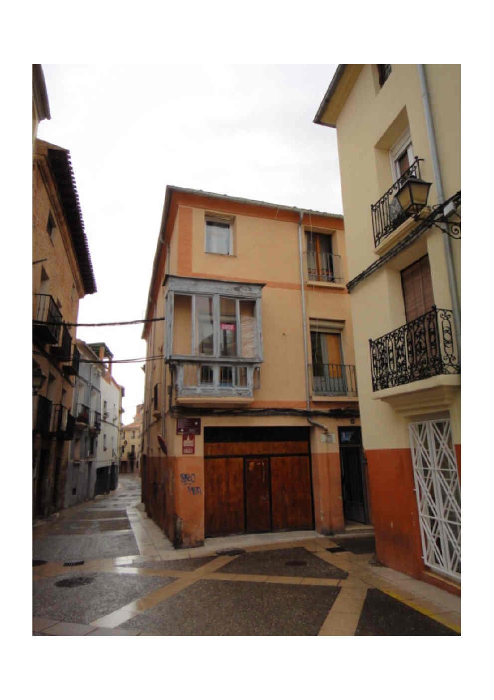Piso en venta en Calahorra, La Rioja, Calle Estrella, 22.000 €, 3 habitaciones, 1 baño, 91,5 m2