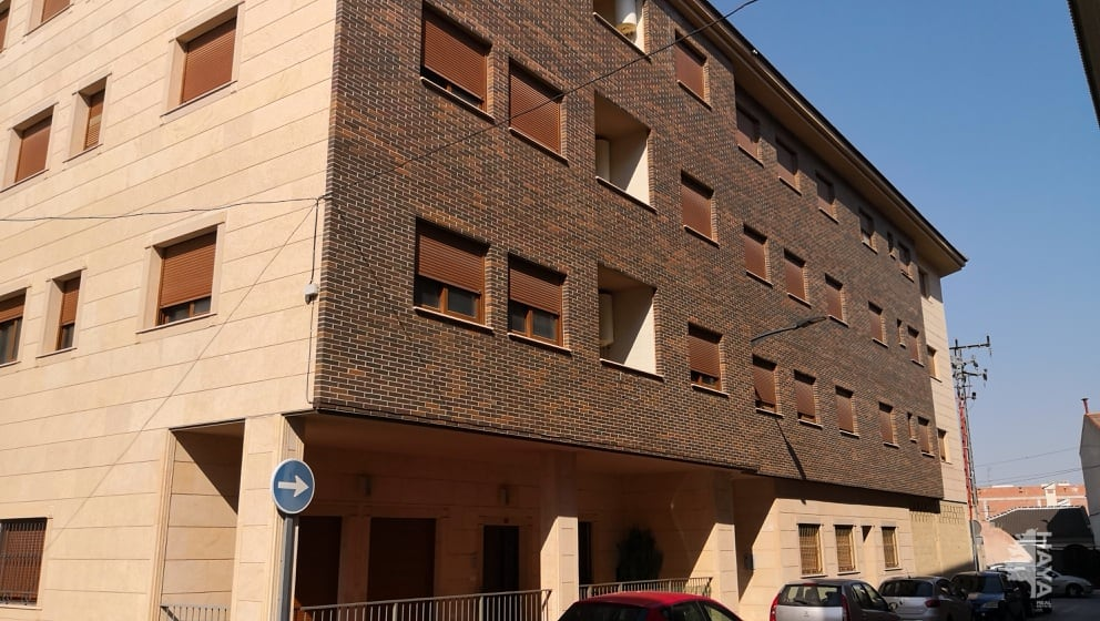 Piso en venta en Algaida, Archena, Murcia, Calle Juez García Vizcaíno, 68.000 €, 3 habitaciones, 1 baño, 96 m2