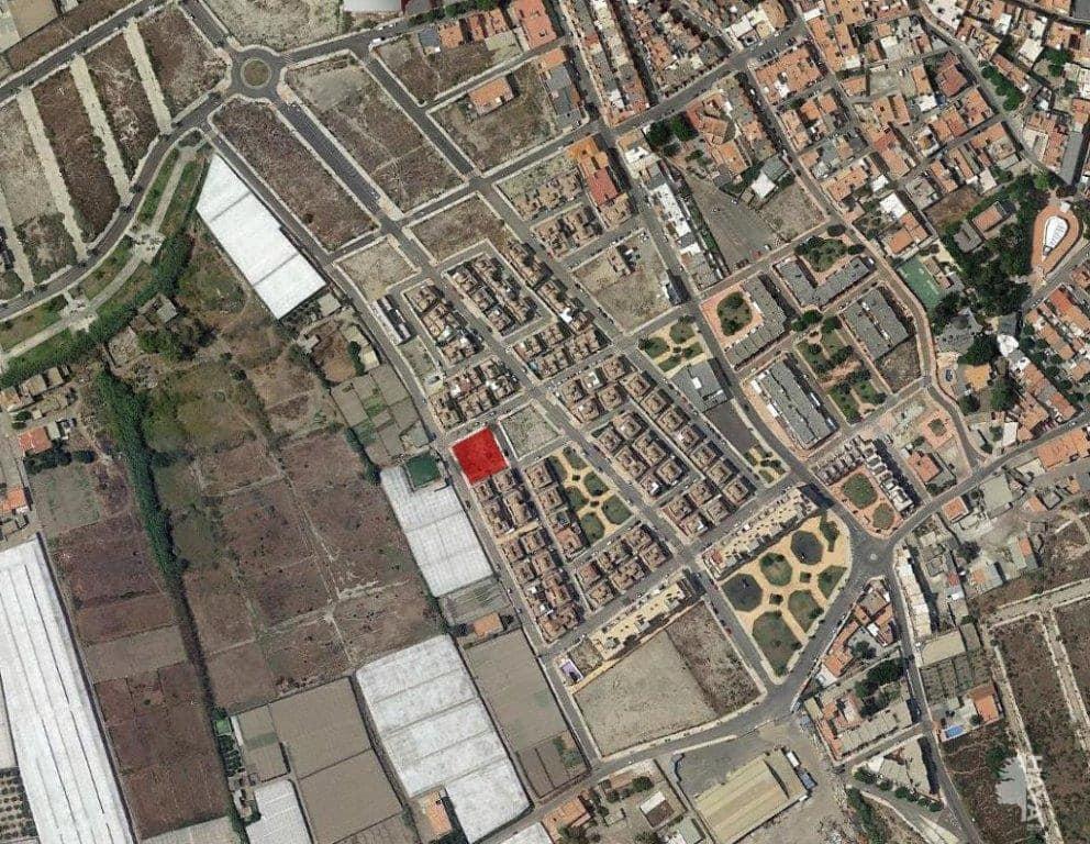 Suelo en venta en La Cañada de San Urbano, Almería, Almería, Calle Alcaparra, 228.000 €, 692 m2