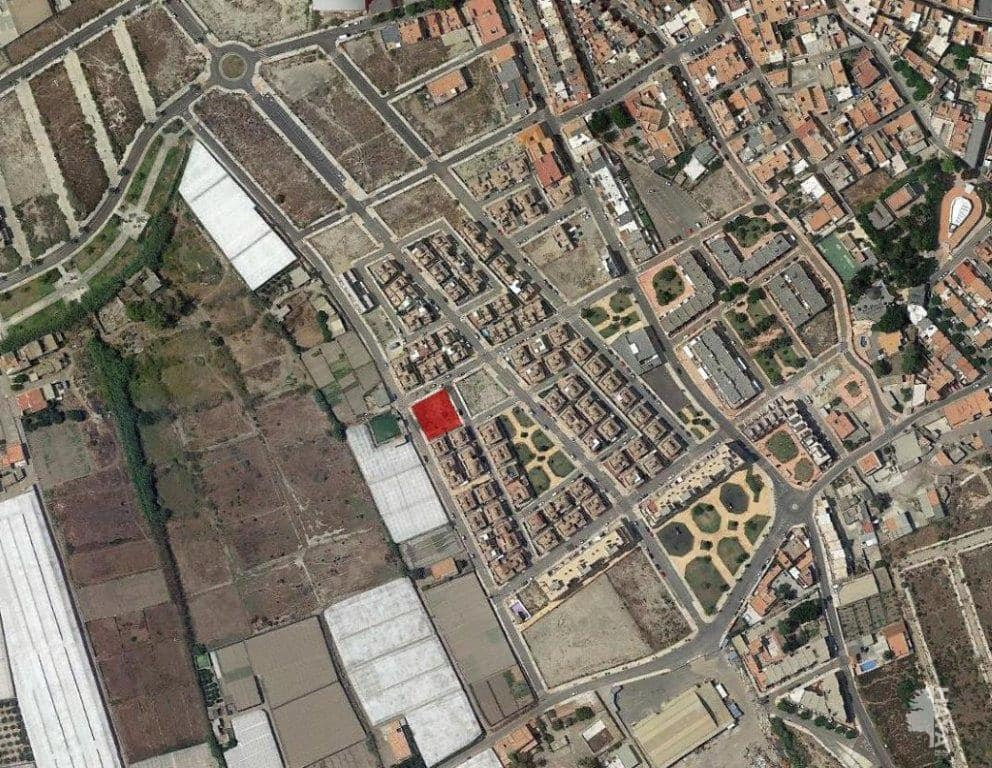 Suelo en venta en Almería, Almería, Calle Alcaparra, 383.600 €, 692 m2