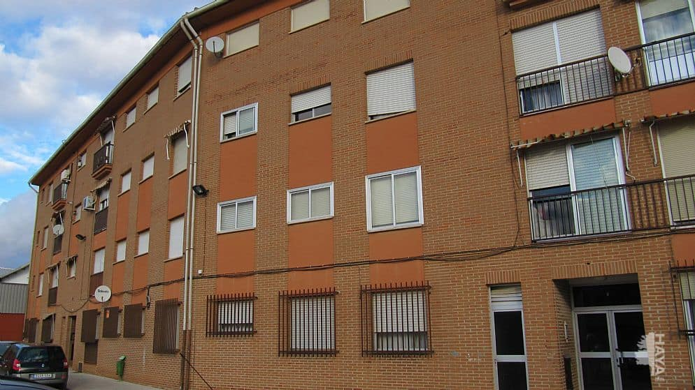 Piso en venta en Villarrobledo, Albacete, Calle Infante Jaime, 26.333 €, 3 habitaciones, 1 baño, 75 m2
