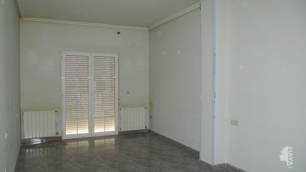 Piso en venta en Villarrobledo, Albacete, Calle Cruz de Malta, 77.202 €, 4 habitaciones, 2 baños, 126 m2
