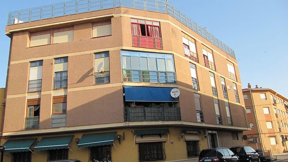 Piso en venta en Villarrobledo, Villarrobledo, Albacete, Calle Santo Domingo de Guzman, 39.086 €, 3 habitaciones, 2 baños, 118 m2