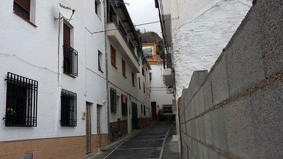 Casa en venta en Güéjar Sierra, Güejar Sierra, Granada, Calle Cuartilla, 47.500 €, 3 habitaciones, 1 baño, 151 m2
