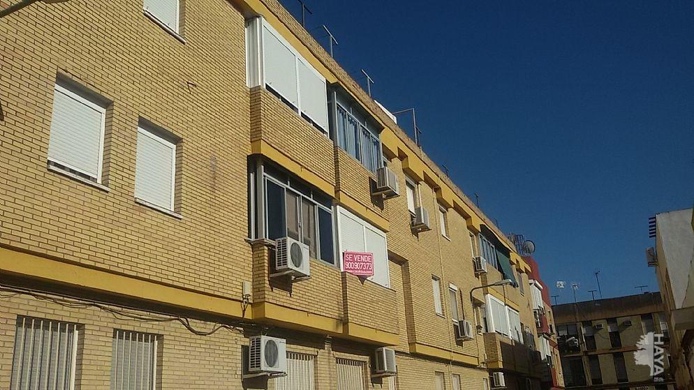 Piso en venta en Sevilla, Sevilla, Avenida Isabel Cheix, 56.381 €, 2 habitaciones, 2 baños, 71 m2
