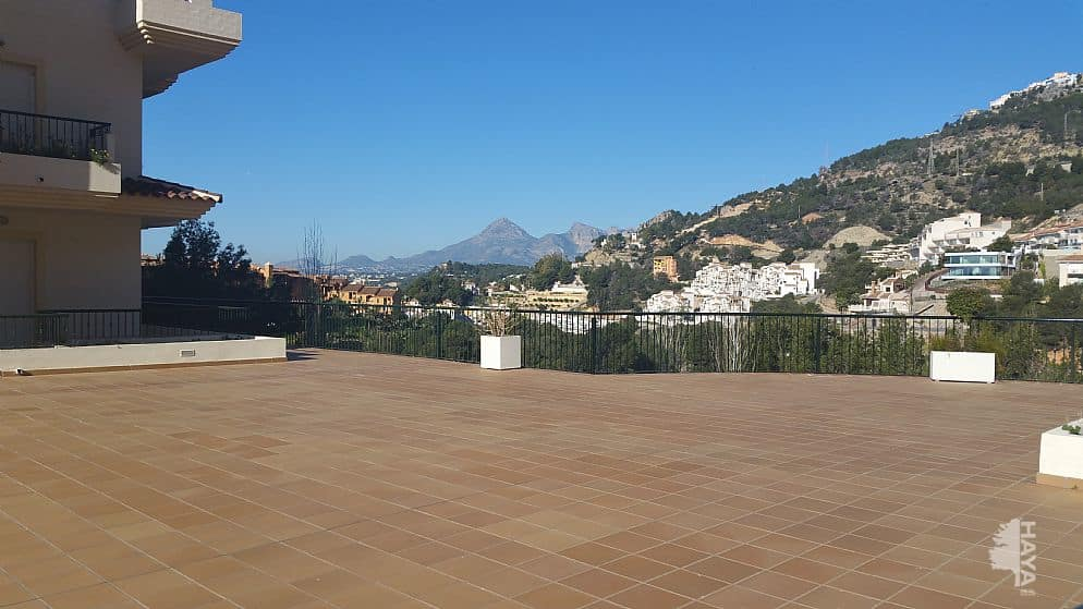Piso en venta en Altea, Alicante, Calle Pagell, 142.942 €, 1 habitación, 4 baños, 107 m2