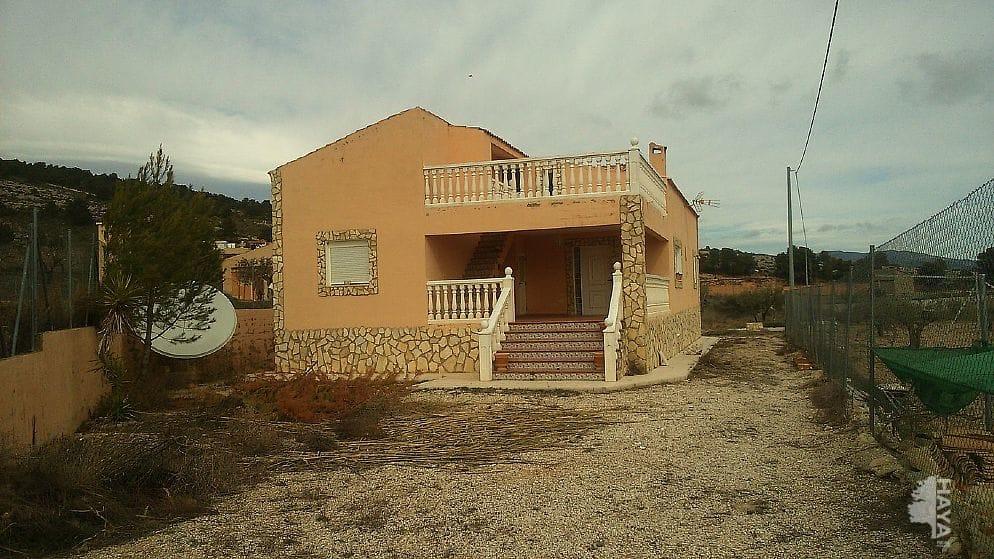 Casa en venta en Castalla, Alicante, Lugar Les Boltes, 131.498 €, 3 habitaciones, 2 baños, 320 m2
