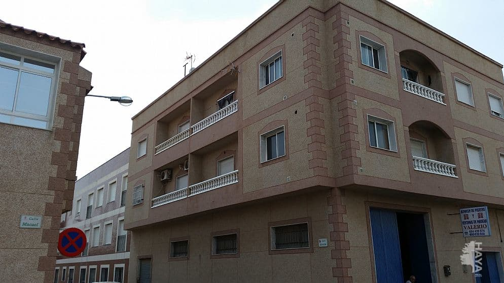 Piso en venta en La Puebla de Vícar, Vícar, Almería, Calle Macael (pv), 70.700 €, 4 habitaciones, 1 baño, 115 m2