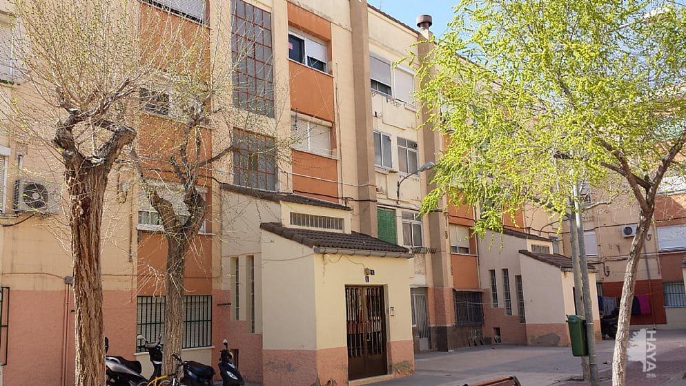 Piso en venta en Hermanos Falcó, Albacete, Albacete, Plaza Felix Maria Samaniego, 29.000 €, 2 habitaciones, 1 baño, 52 m2