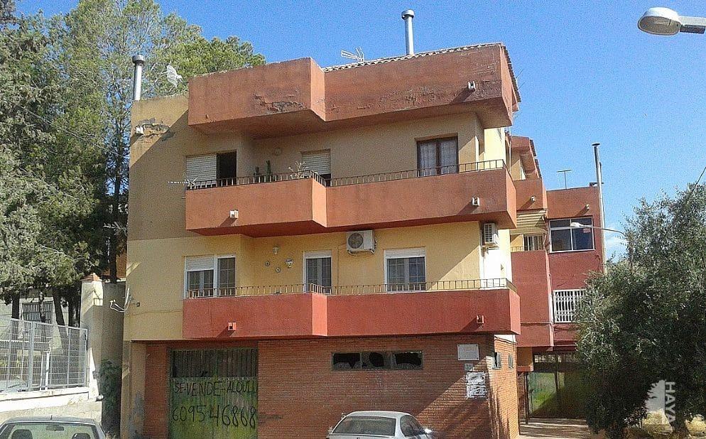 Piso en venta en Cantoria, Almería, Avenida España, 49.124 €, 3 habitaciones, 1 baño, 115 m2