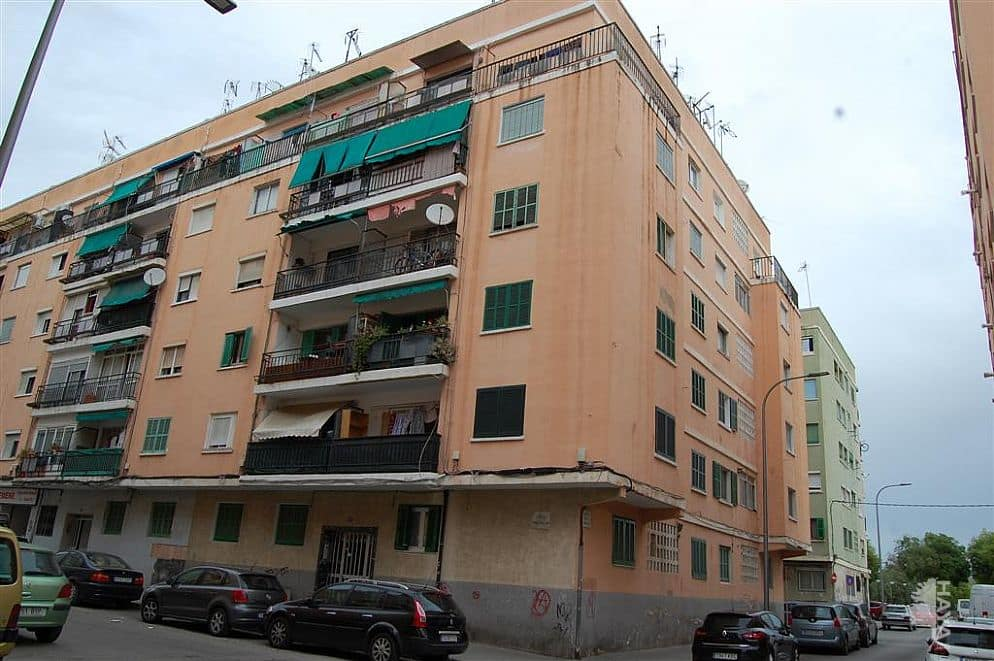 Piso en venta en Son Gotleu, Palma de Mallorca, Baleares, Calle Tomas Rullan, 60.288 €, 2 habitaciones, 2 baños, 62 m2