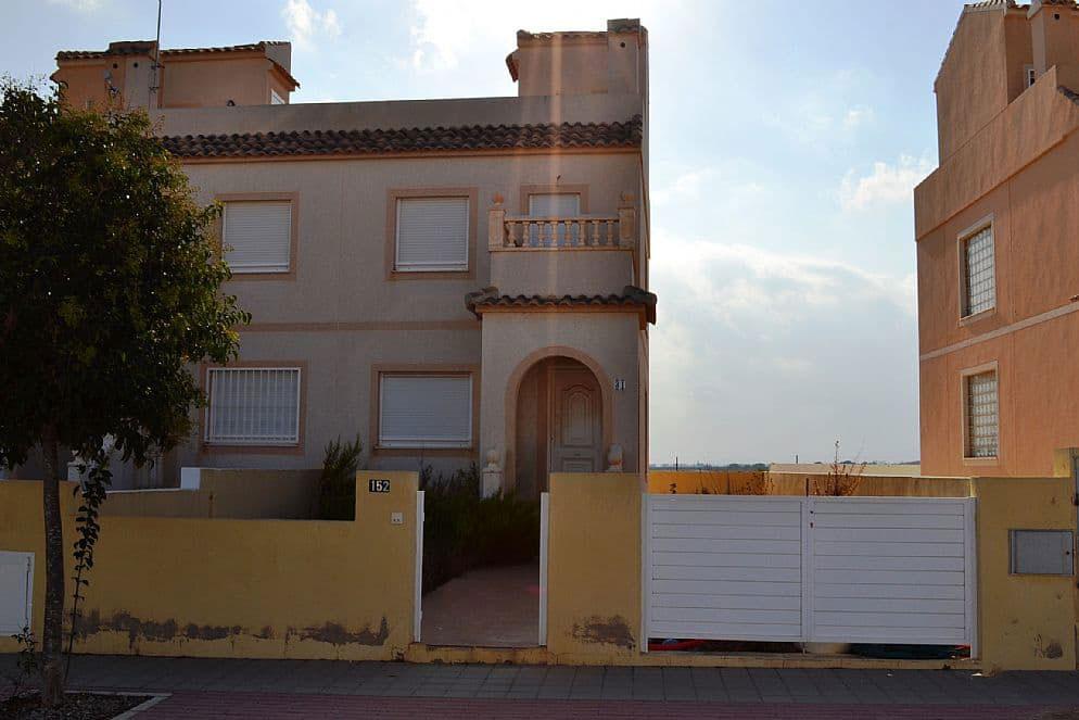 Casa en venta en Pedanía de Jerónimo Y Avileses Y Balsicas de Arriba, Murcia, Murcia, Calle los Alcazares, 95.296 €, 2 habitaciones, 1 baño, 263 m2