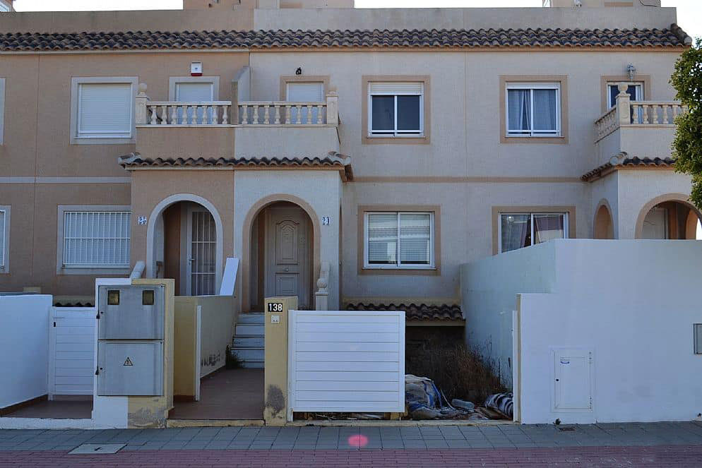 Casa en venta en Murcia, Murcia, Calle los Alcázares, 65.519 €, 2 habitaciones, 1 baño, 105 m2
