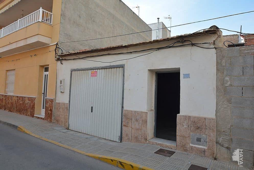 Piso en venta en Dolores, Alicante, Calle Jose Echegaray, 17.247 €, 1 habitación, 1 baño, 56 m2