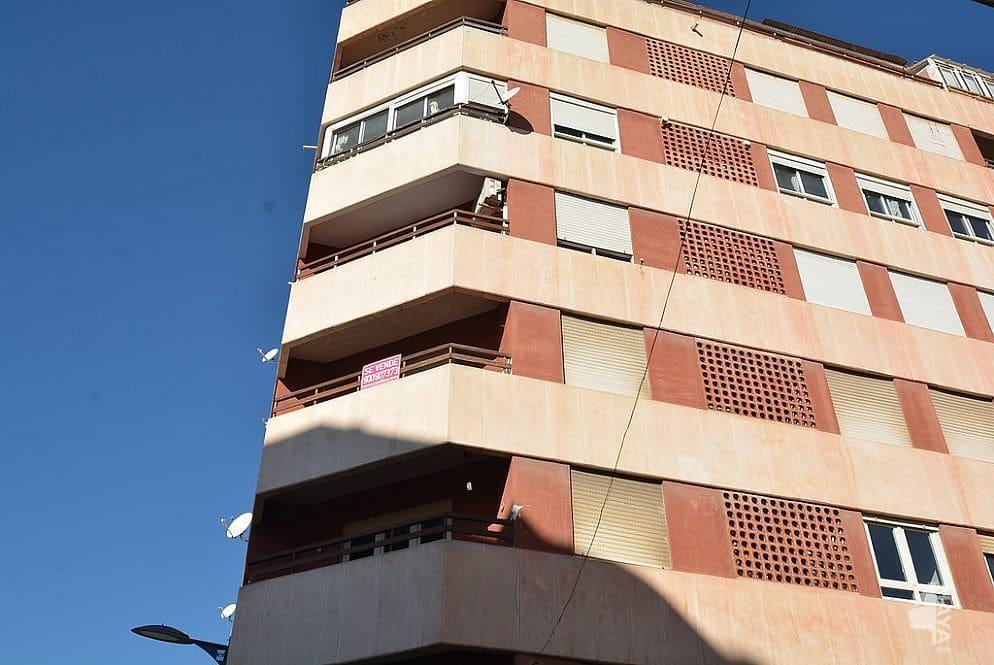 Piso en venta en Almoradí, Alicante, Calle San Andres, 60.449 €, 3 habitaciones, 4 baños, 109 m2