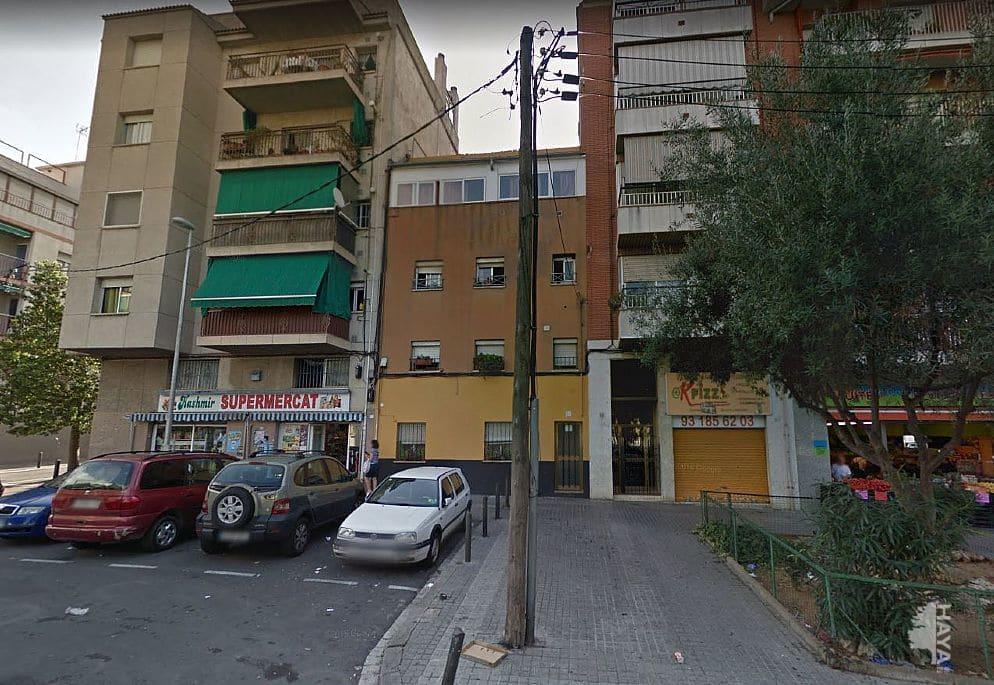Piso en venta en La Pau, Badalona, Barcelona, Calle Liszt, 88.417 €, 2 habitaciones, 1 baño, 50 m2