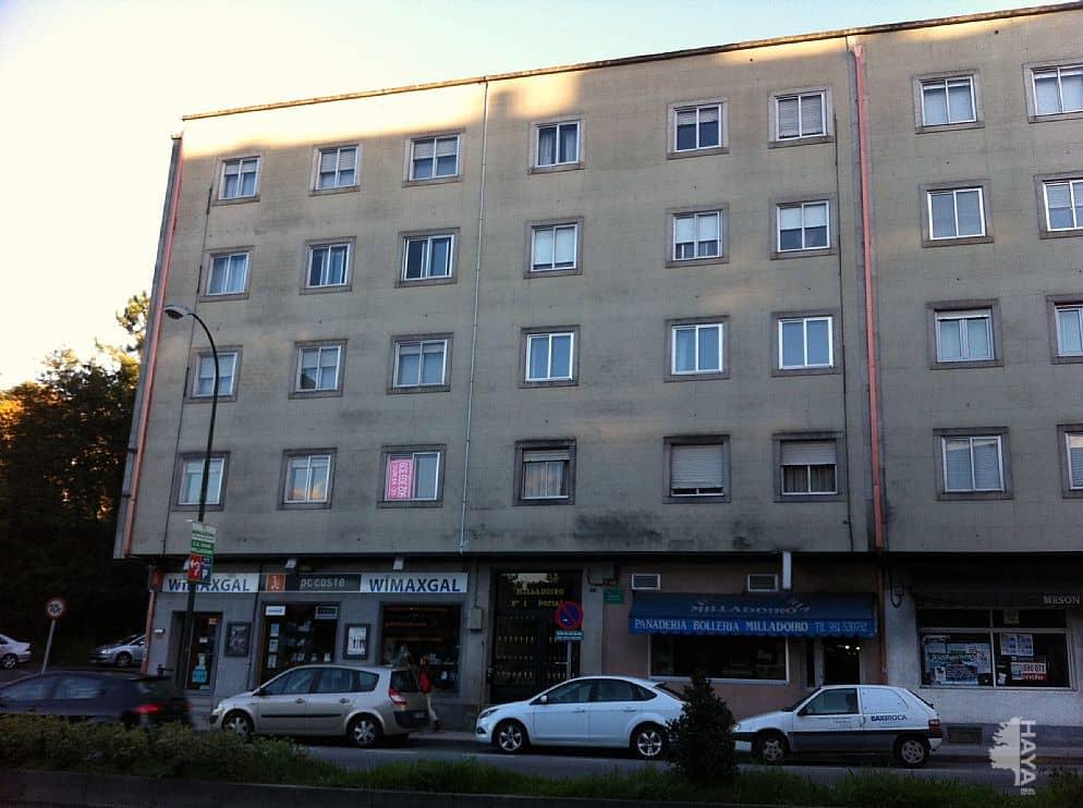 Piso en venta en Ames, A Coruña, Avenida Rosalia Castro, 51.000 €, 3 habitaciones, 1 baño, 66 m2