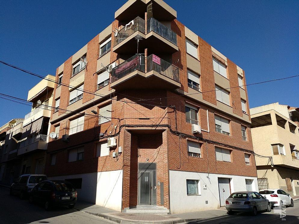 Piso en venta en Las Arboledas, Archena, Murcia, Calle Juan de la Cierva, 54.462 €, 4 habitaciones, 2 baños, 91 m2