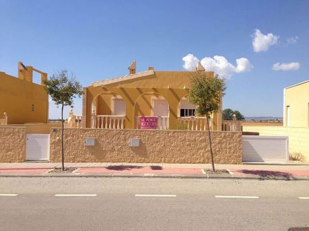 Casa en venta en Pedanía de Jerónimo Y Avileses Y Balsicas de Arriba, Murcia, Murcia, Calle los Alcazares, 124.727 €, 2 habitaciones, 1 baño, 429 m2