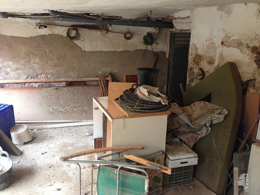 Casa en venta en El Cabezo, Bullas, Murcia, Calle Nieve Alta, 33.024 €, 4 habitaciones, 2 baños, 186 m2