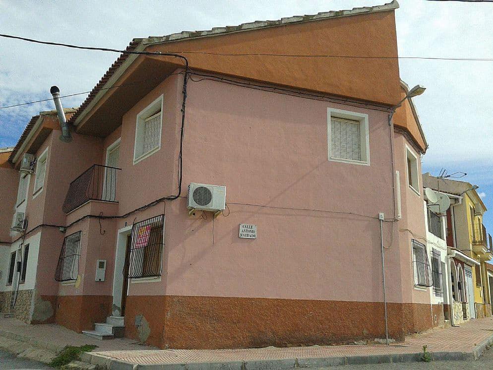 Casa en venta en Mula, Murcia, Calle Ortega Rubio, 65.604 €, 3 habitaciones, 1 baño, 111 m2